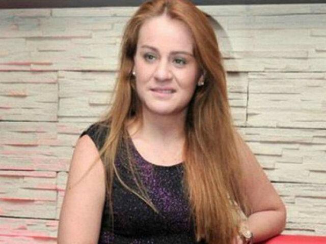 Periodista Lourdes Sacín denuncia ser víctima de extorsión