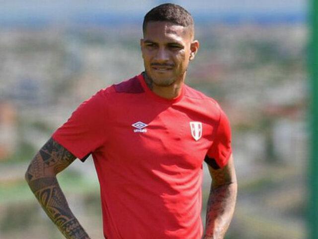 Selección Peruana de Fútbol: esperando la vuelta de Guerrero