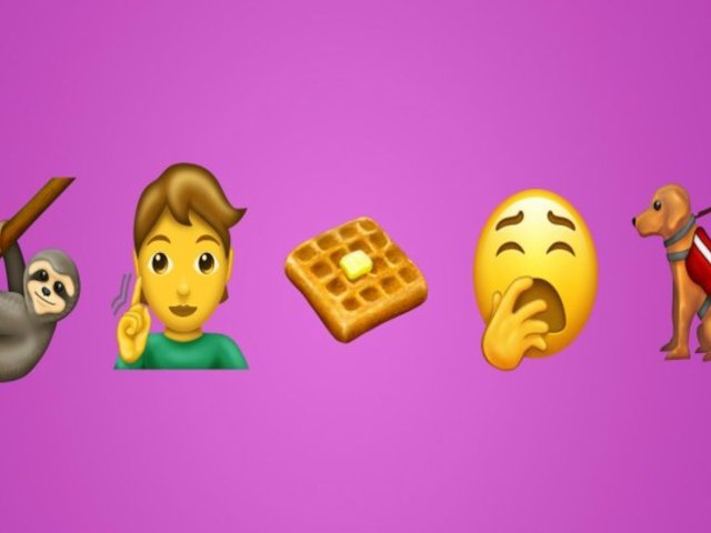 ¿Ya conoces los nuevos emojis que estarán disponibles este año?
