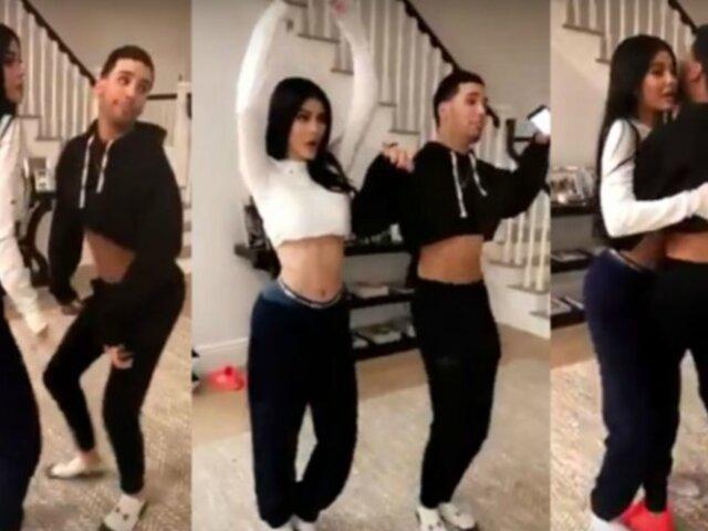Instagram: Kylie Jenner baila al ritmo de reggaetón
