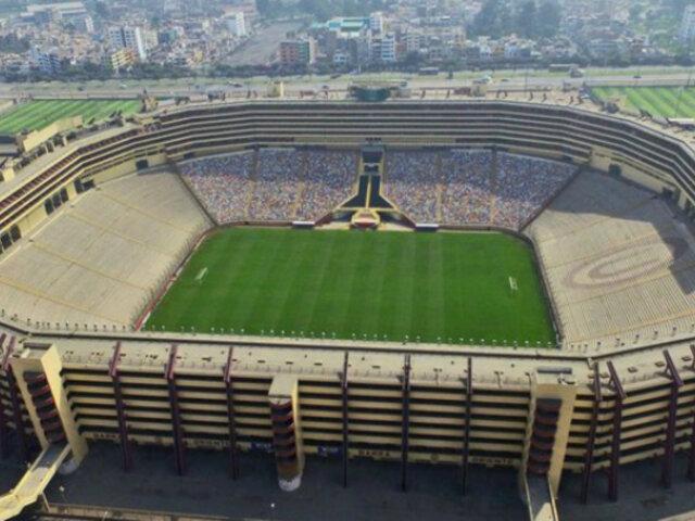 Fútbol profesional regresará con estadios sin público, anunció Vizcarra
