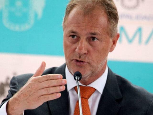 Municipalidad de Lima registraría gastos irregulares durante gestión de Muñoz