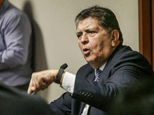 Congresistas se pronuncian tras informe pericial que descarta 'chuponeo' a Alan García