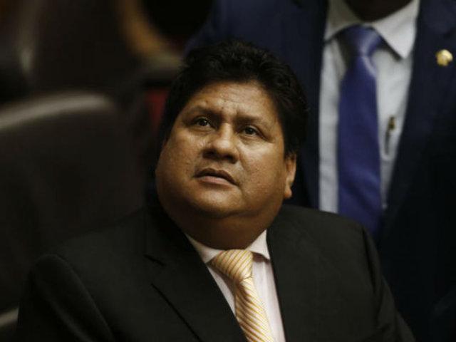Reacciones en el Congreso sobre denuncia contra congresista Ushñahua por agresión
