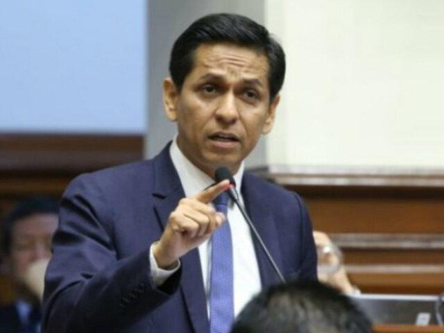 Jorge Meléndez: denuncian penalmente a exministro por patrocinio ilegal
