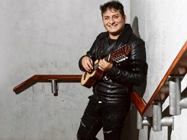 Max Castro cuenta detalles de su concierto en el Parque de la Exposición