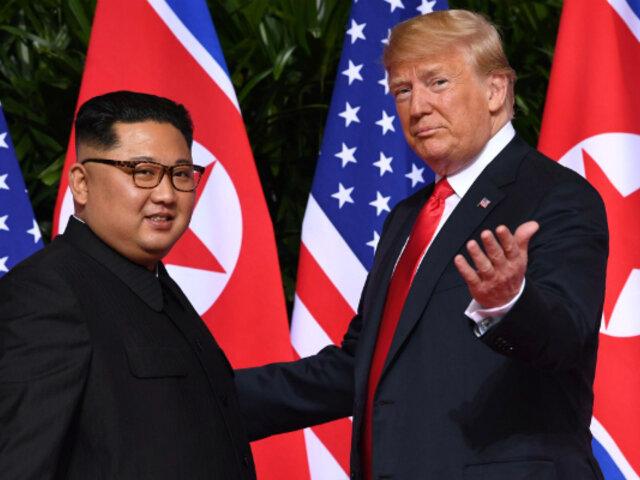 Donald Trump y Kim Jong-un se reúnen en la Cumbre de Vietnam