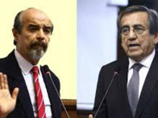 Mulder a Del Castillo: tendrá que dar respuestas lógicas con respecto a su exasesor