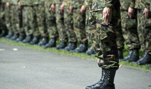 Militares venezolanos puede solicitar refugio en Perú