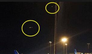 CORPAC habría confirmado presencia de ovnis sobre aeropuerto Jorge Chávez