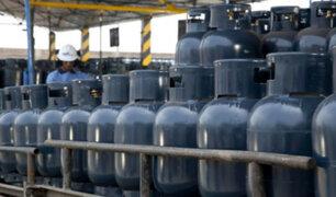 Desde hoy el precio del balón de gas bajará S/ 0,59 y en diésel S/ 0,15