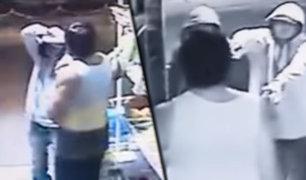 Chorrillos: enfrentó a ladrones que intentaron asaltar local con armas de juguete