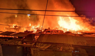 Disputa entre administradores habría sido causa de incendio en mercado Bolívar