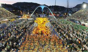 Brasil: se inauguró carnaval de Sao Paulo