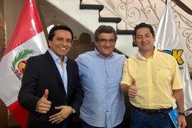 Este es el nuevo nombre y símbolo del partido Peruanos por el Kambio