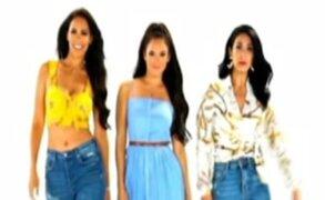 """""""Mujeres al mando"""": Karen, Jazmín y Magdyel juntas en nuevo magazine desde este lunes"""