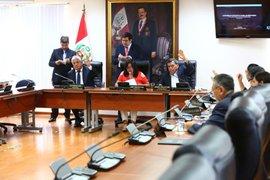 Comisión de Ética verá este martes denuncia contra Yonhy Lescano