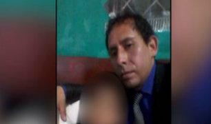Chosica: hombre termina muerto tras intervención policial
