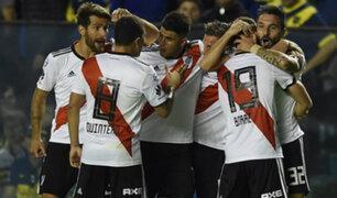 River Plate arribó a la capital para encuentro con Alianza Lima