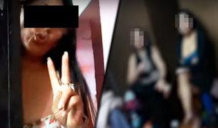 Desarticulan presunta red de prostitución en el Cercado de Lima