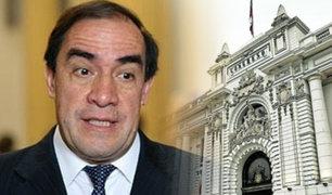 Yonhy Lescano: Pleno evalúa informe para suspenderlo por 120 días