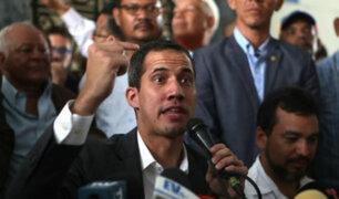 Juan Guaidó por apagón: señores de las fuerzas armadas, es el momento, ya no hay excusas.