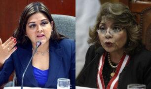 Congresista Beteta evalúa denunciar a fiscal de la Nación por abuso de autoridad
