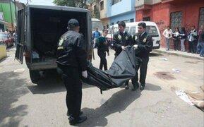 Taxista es asesinado tras intentar separar una gresca callejera en La Molina