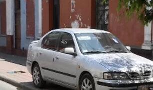 La Victoria: llevarán al depósito municipal autos mal estacionados