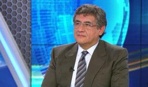"""Juan Sheput: """"Vizcarra debería cambiar su Gabinete"""""""