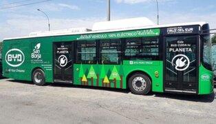 San Borja anuncia servicio de buses gratuitos y seguros para horas punta