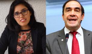 """Caso Lescano: abogada de periodista acosada señaló que conversaciones """"no fueron consentidas"""""""