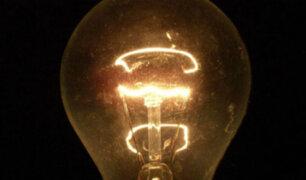 Tarifas de luz se reducirán a partir de marzo