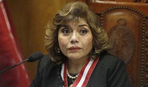 Zoraida Ávalos fue elegida por unanimidad como fiscal de la Nación