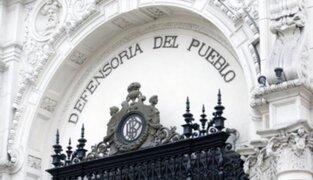 Defensoría del Pueblo: dictamen sobre ONP afecta derecho a una pensión