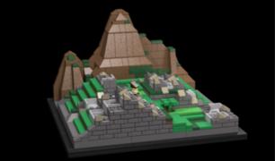 Sepa cómo votar para que Machu Picchu tenga un set de Lego