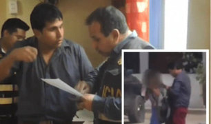 Ventanilla: capturan a psicólogo de ONG minutos antes de violar a menor