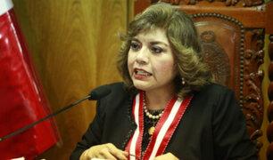Fiscal Ávalos pide videos y actas de la votación de Ortiz de Zevallos como magistrado al TC