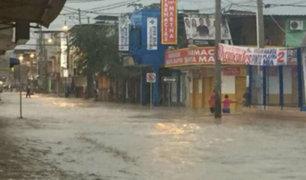 Ecuador: diversas localidades del país afectadas por intensas lluvias