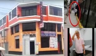 Trujillo: médico abandona hospital para atender a alcalde en su clínica