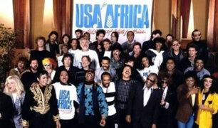 We are the world: el single benéfico más vendido de la historia cumple 34 años