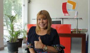 Día de la Mujer: Gina Parker habla sobre situación de la mujer con discapacidad en el Perú