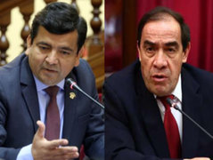 Día de la Mujer: congresistas denunciados por acoso sexual envían saludos