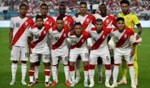 Selección Peruana continúa entrenamientos de cara a amistosos FIFA
