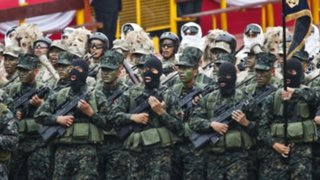 Presentan proyecto para el retorno del servicio militar obligatorio