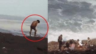 Chorrillos: sujeto muere tras lanzarse en el Salto del Fraile