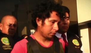 Confesó asesino de mujer hallada dentro de un cilindro en SJL