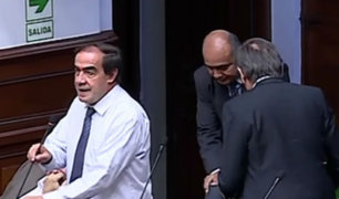 Apra no participará en sesiones de la Comisión de Ética por presencia de Yonhy Lescano