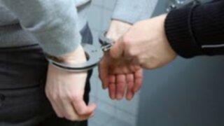 Los Olivos: capturan sujeto que habría asaltado distribuidora de abarrotes