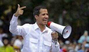 Venezuela: Guaidó pidió decretar estado de emergencia por apagón